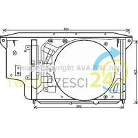 AVA QUALITY COOLING - PE7521